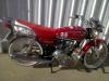 Denizli  de satılık motor 125 mondial