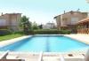 Antalya belek te tesetürlü ailere uygun kiralık lüks havuzlu