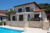 Antalya kaş ta ailelere  özel havuzlu kiralık lüks villa