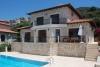 Antalya kaş ta tesettürlü ailler için özel havuzlu lüks kira
