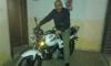 Arora 100 elegant motorsiklet satılık