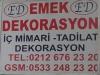İstanbul tadilat ve dekorasyon - 05332482320