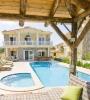 İzmir ceşme de tatil keyfi özel havuzlu ful eşyalı kiralık v
