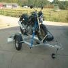 Motosiklet römorku motor römorku imalatı aysan