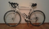 Satılık yol bisikleti cannondale caad 8