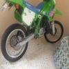 satılık motorsiklet 126 cc kawasaki kdx