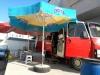 Satılık kokoreç tantuni tezgahlı minibüs