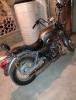Sıfır ayarında motorsiklet