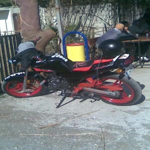2 el motorsiklet motosiklet