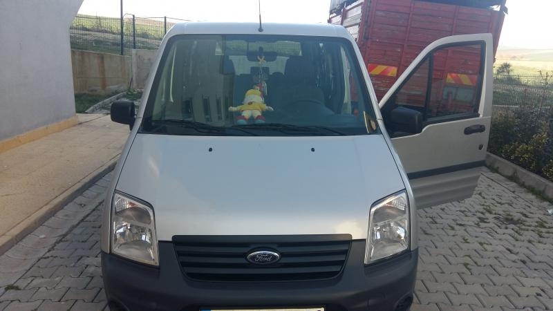 Sahibinden satılık ford connect 2013 silivri Minivan, Van, Panelvan
