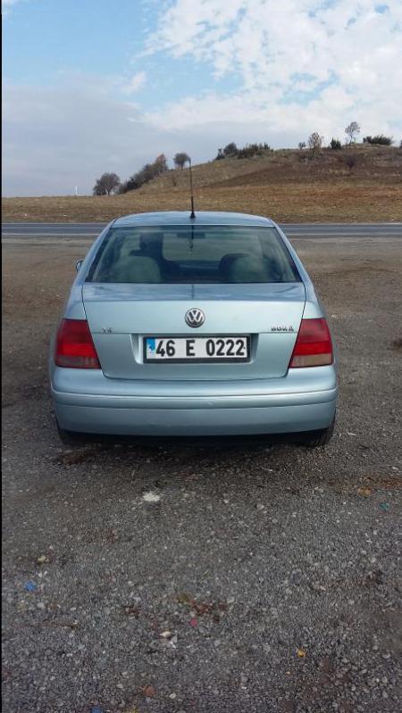 Volkswagen bora 1.6 2004 model Otomobil Merkez Gaziantep