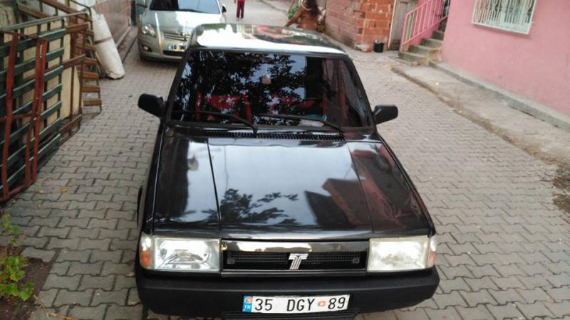 Tofas Sahin 1992 Temiz Araba Otomobil Kemalpasa Izmir