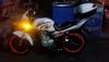 Salcano tiger speed 125 satılık motosiklet