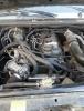2008 model nissan navara tdı le 4x4 çıkma temiz motor
