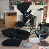 2014 Stokke Xplory V4 tam bir bebek arabası
