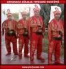Ankarada yeniçeri kostümü