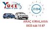 Antalya da araba kiralamanın keyfi