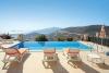 Antalya kaş 4+4 kiralık villa