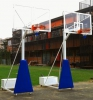 Basketbol potası  tekerlekli üreticiden hayatspor