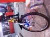 Satılık bisiklet ledli akülü