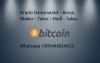 Bitcoin ve altcoinler için bedava musluklar