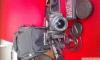 Canon 650d 18-55 lens fotoğraf makinası