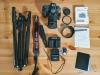 Canon eos 5d mark3 30.4 mp dijital slr kamera w / 3 lens w /