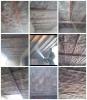 Çatı izolasyonu köpük uygulaması gergin tavan alçıpan bölme