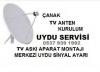 Çayırova lcd tv antenservisi