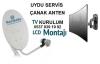 Çayırova tv anten servisi