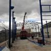 Çelik çatı imalat,montaj