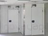 Cold room door