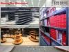 Depo raf sistemleri-çelik raf imalatı- market raf ataşehir