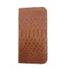 Deri iphone cüzdan kılıf leather case lüks serisi taba renkl
