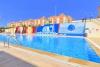Didim de satılık eşyalı daire geniş balkonlu havuzlu yazlık