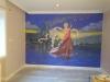Duvar ressamı isteğe özel el yapımı duvar resimleri