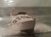 Fiber motor yacht satılıktır
