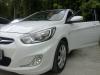 Hyundai accent blue mode plus 2012