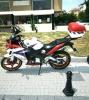 Honda 125 cbr süper sport 2011 model