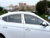 Hyundai elantra 2017 model tamtur krom cam çıtası şntden