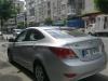 Hyundai accent blue ilk sahibinden