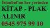 İstanbul da eski kitap alanlar 0545 975 99 10