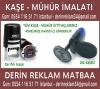 Kaşe mühür imalatı istanbul