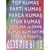 kot kumaş alım satımı parti malı kumaş alanlar 05357186113