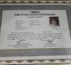 Kuaför ustalık kalfalık diploması
