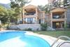 Marmaris te  kiralık özel havuzlu villa