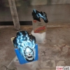 motosiklet boyama airbrush
