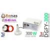 Renas dygf-300 endüksiyon folyo yapıştırma makinası