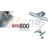Renas ks-f800 pedallı poşet yapıştırma makinası