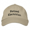 Retired technical electrician